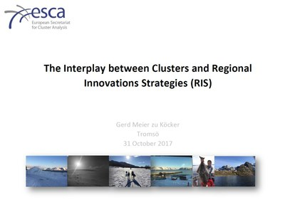 Arctic Cluster Excellence Initiative